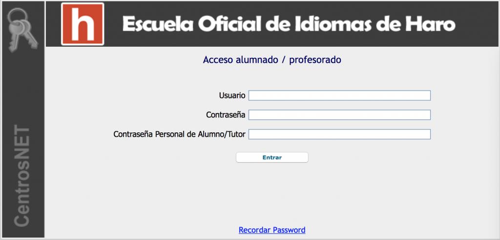 acceso usuarios 1